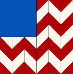 Scrappy Heart Quilt Block Pattern | Patterns, Patchwork and Craft : printable quilt blocks - Adamdwight.com