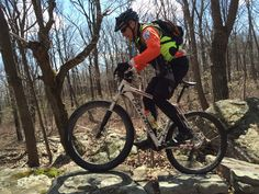 6 Ways to Gain Mountain Biking Confidence