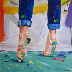 Head to toe...  Source: Ballet feet by Jules Falk Hunter http://picturesbyjules.tumblr.com/image/6654743451