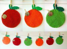 naranjas tejidas a crochet - Buscar con Google Crochet Earrings, Kids Rugs, Decor, Google, Pot Holders, Orange, Crocheting, Tejidos, Needlepoint