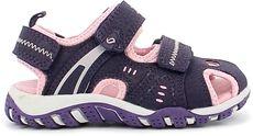 Leaf Askim Sandal, Purple