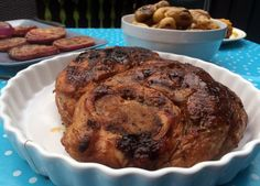 Marinade til flintstek Chili, Pork, Meat, Kale Stir Fry, Chile, Chilis, Pigs