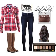 """""""Country Girl"""" by heather-laken-michael on Polyvore"""