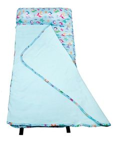 Easy to clean and a breeze to store, this comfortable and colorful nap mat will come in handy on a daily basis.