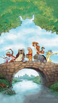 Watch Winnie the Pooh Free Online - Walt Disney Animation Studios returns to the Hundred Acre Wood with Winnie the Pooh, the first big-screen Pooh adventure from Disney animation in more than 35 years. Disney Winnie The Pooh, Winne The Pooh, Winnie The Pooh Quotes, Winnie The Pooh Pictures, Cartoon Wallpaper, Disney Phone Wallpaper, Wallpaper Quotes, Baby Wallpaper, Wood Wallpaper
