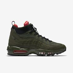 nike air max 95 sneakerboot groen