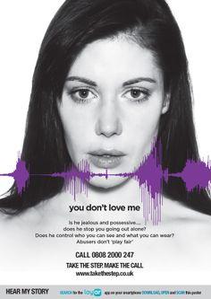 Psychological abuse www.takethestep.co.uk