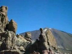 Las Cañadas del Teide, Tenerife