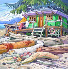Once Upon a Beach ~ Greta Guzek