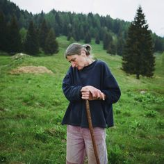 Compelling Portraits of People Who Abandoned Civilization for Life in the Wilderness - My Modern Met