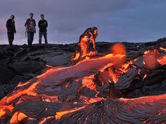 Hawaii - Kilauea Volcano