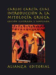 Resultado de imagen de diccionario de mitologia carlos garcia gual