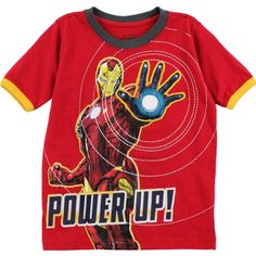 Ironman Boys Red T-Shirt (6) Marvel http://www.amazon.com/dp/B00K0O6RI0/ref=cm_sw_r_pi_dp_6pcRub1NPRZPZ