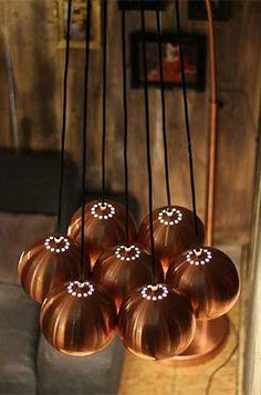 Zuiver Multishine Copper Hanglamp - 101 Woonideeën online webwinkel