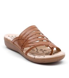 390cc53b97 Walk in comfort with these versatile sandals that pair easily with jeans