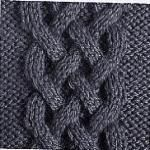 Many beautiful cable patterns, but also a large collection of other knitting patterns . Many beautiful cable patterns, but also a large collection of other knitting patterns. Crochet Pullover Pattern, Crochet Socks, Crochet Baby, Baby Knitting Patterns, Stitch Patterns, Crochet Patterns, Crochet Ideas, Cable Knitting, Knitting Stitches