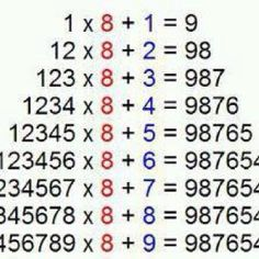 Cool facts to share with kids in #math class!