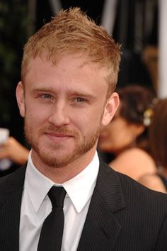Ben Foster  this young man is in the making for an oscar....watch some of his films
