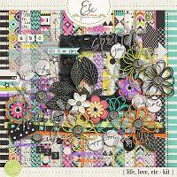 Life, Love, Etc Kit