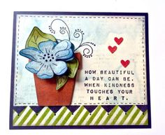 Awesome card created by Wendy Vecchi for the Simon Says Stamp Blog STAMPtember