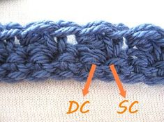 Crochet Stitches Grit : ... Grit stitch Crochet on Pinterest Grits, Stitches and How to crochet