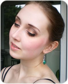 Peachy Summer Make-Up with The Balm, Astor and Illamasqua.