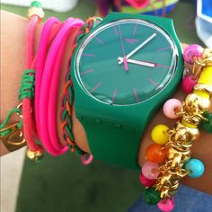#swatch i am so loving the color combo!
