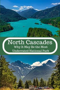 north cascades national park underrated parks best national parks washington state places to visit things to do Cascade National Park, North Cascades National Park, Road Trip To Colorado, Road Trip Usa, Best Places To Travel, Places To Visit, Washington Nationals Park, Washington State Parks, Washington State Campgrounds
