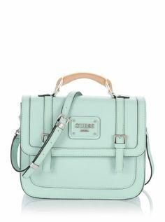 Sarah Jane Top Handle Flap Bag | GUESS.eu