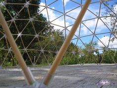 SimplyDifferently.org: Geodesic Dome