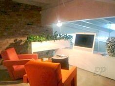 tv corner Milan Navigli, Hidden Kitchen, Custom Cabinets, Ground Floor, Living Area, Corner, Loft, Flooring, Tv