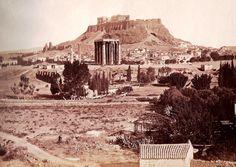 Ακρόπολη περ. 1875