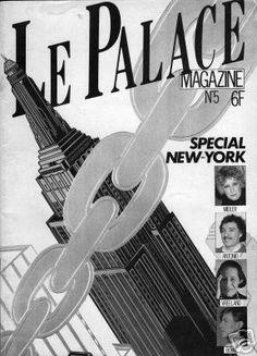 Le Palace Magazine N°05 Le Palace, Paris, Magazines, Culture, Night, Livres, Journals, Montmartre Paris, Paris France