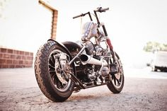 Braided Motorcycle Frame Pics of Paul Cox | The Affliction Give Away bike!