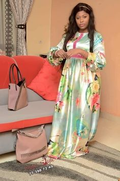 - Latest African Fashion Dresses, African Dresses For Women, African Print Fashion, Africa Fashion, African Attire, Traditional African Clothing, Ankara Gown Styles, Fashion Outfits, Satin