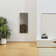 Mirror is the nearly invisible interactive home gym. When off, it's an elegantly designed full-length Mirror. Home Gym Mirrors, Loft Interior Design, Loft Interiors, At Home Gym, View Photos, House, Furniture, Home Decor, Decoration Home