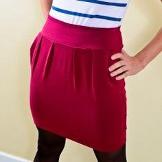 Skirt from Meemoza, Montreal design