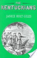 The Kentuckians of Janice Holt Giles's title were that hardy band of angels who straggled through Cumberland Gap in the 1770s and carved their farms from the wilderness of Virginia's westernmost country. In her historical novel, first published in 1953, Giles invited the reader to experience the danger and beauty of life on the American frontier.Many of the frontiersmen were hunter in search of escape from an ever advancing civilization, seeking freedom and space.