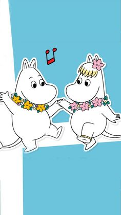 Moomin Wallpaper, Kawaii Wallpaper, Funny Phone Wallpaper, Cartoon Wallpaper, Old Cartoons, Disney Cartoons, Moomin Valley, Cartoon Pics, Cartoon Hippo