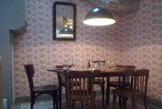 Restaurant L'Aller-Retour  5, rue Charles-François-Dupuis  Paris (75003)  MÉTRO : Filles du Calvaire, République & Temple  TÉL : +33 1 42 78 01 21
