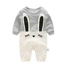 582a733dfdc7 Amazon.com: BOBORA Infant Baby Boys Girls Long Sleeve Cotton Bodysuit  Romper Outfit Clothes