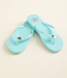 This colour is called 'Cacos' on the Vineyard Vines site...great little seashell embellishment!