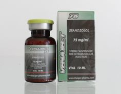 #Venaject 75 is one of the favorite steroid, produced by the Thaiger Pharma, from #Stanozolol. It has both anabolic and androgenic properties. For the #bodybuilders, it is the mostly preferred steroid. This steroid is perfect for both cutting and #bulking cycle and it gain high quality muscles rapidly. Click the image for more information.