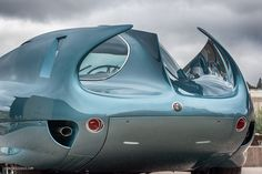Bertone And Alfa Romeo Already Made The Best BATmobiles Back In The 1950s • Petrolicious