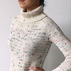 FREE pattern ~ Komorebi Sweater  by Life Is Cozy ~ Ravelry