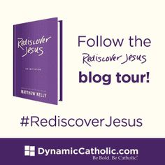 Donna-Marie Cooper O'Boyle interviews #MatthewKelly about his new book #RediscoverJesus
