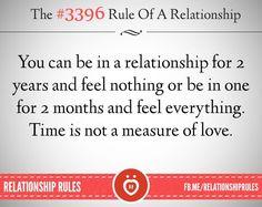 Time isn't everything