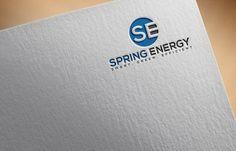 Spring Energy Modern, Professional Logo Design by billalzakon