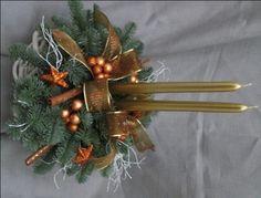 www.orchidea.ji.cz - Fotoalbum - vánoční aranžmá - Vánoční aranžmá
