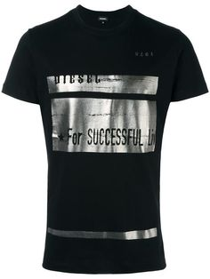 DIESEL 'SNT-Successful' T-shirt. #diesel #cloth #'snt-successful't恤